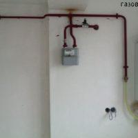 Перенос газового опуска 2