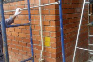 Корректировка газового опуска в частном доме, продолжение