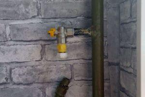 Результат обрезки газовой трубы 3
